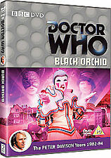 Doctor Who - Black Orchid (DVD, 2008) NEW/SEALED Peter Davison as Dr Who