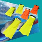 Childer Learning Swim Fins baby Swimming Kid Flippers Soft Pool Beach Adjustable