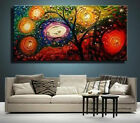 Modern Abstract Wall Decorate Oil Painting On Art Canvas - Tree of Life 24x48