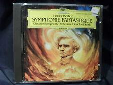 Berlioz - Symphonie Fantastique  -Claudio Abbado & Chicago Symphony Orchestra