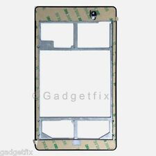 Google 2013 Nexus 7 2nd Gen LCD Screen Touch Holder Back Frame Bezel Faceplate