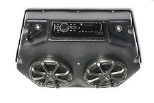 Stereo Radio Console Polaris 570, 800  RZR's Razor with KICKER SPEAKERS