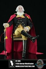Sculpture Time 1/6 Limited Edition President George Washington ST-005
