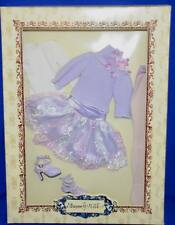 "Longing For Lilies outfit only 16"" Ellowyne Wilde Imagination Tonner MIB* Amber"
