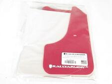 Rally Armor UR Mud Flaps Red w/ White Logo 08-11 Subaru Impreza WRX RS 2.5i NEW