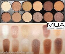 MUA Eyeshadow Palette - Heaven And Earth NAKED PALETTE NUDES