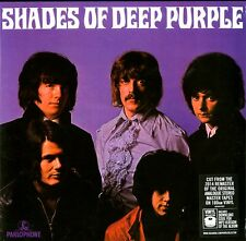 DEEP PURPLE SHADES OF DEEP PURPLE VINILE LP 180 GRAMMI NUOVO SIGILLATO !!