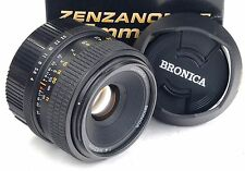 BRONICA RF 65mm f4 + Hood - Boxed - ===Mint===