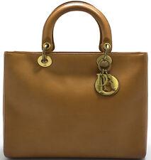 Lady Dior GM Christian Dior Handbag Handtasche Tasche Rare Deerskin Hirschleder