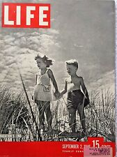 LIFE MAGAZINE Sep 2 1946 * The Resurrected Prince * Sports Summer Climax