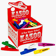 Hohner Kazoo  Kazoo One for Me and One for You Fun for all!