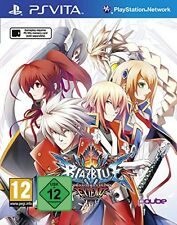 PS Vita PSV BlazBlue Chrono Phantasma Extend Neu&OVP