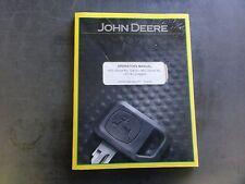John Deere 430 (Serial No. 12815-) 460 (Serial No. 13118-) Loaders Operator's