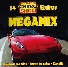 Internacional Carro Show: 14 Exitos Megamix Various Artists MUSIC CD