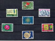 Suiza Series del año 1970-71 (BA-239)
