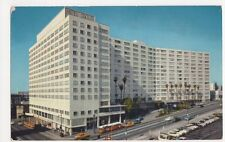 USA, The Statler Center Los Angeles Postcard, B234