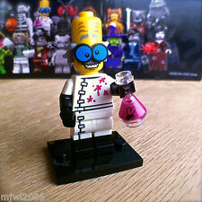 LEGO 71010 MONSTERS MAD SCIENTIST #3 Series 14 SEALED Minifigures Monster minifi
