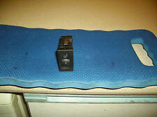 vw b5 passat 01 heated seat switch