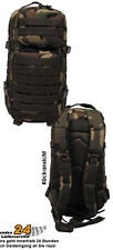 US Army Zaino Molle Assault I MODULARE WOODLAND