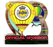 "WARSTEINER BALLON Pin / Pins - ALBUQUERQUE IBF 2008 ""OFFICIAL SPONSOR"" [3152]"