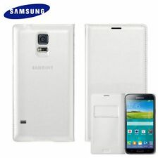 Samsung Galaxy S5 WHITE Flip Case GENUINE ORIGINAL EF-WG900BWEG BOXED, 24Hr Post