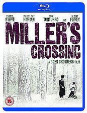 Miller's Crossing [Blu-ray] [1990], Very Good Condition DVD, Steve Buscemi, Albe