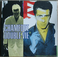 "ALAIN CHAMFORT ""DOUBLE VIE"" CASINO DE PARIS  33T    2LP"