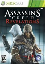 Assassin's Creed: Revelations (Microsoft Xbox 360, 2011)