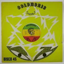 """Bunny Wailer """"Conqueror"""" Reggae 12"""" Solomonic mp3"""