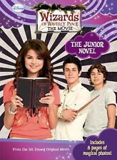 Wizards of Waverly Place: The Movie: The Junior Novel-ExLibrary