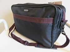Samsonite San Marco Carry On Tote Bag Black Nylon Weekender Travel  NWT