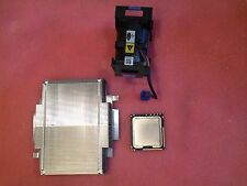 INTEL XEON QUAD CORE 3.6GHZ CPU KIT PROCESSOR DELL POWEREDGE R610 X5687 SLBVY