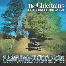 The Chieftains Further Down The Old Plank Road CD NEW SEALED Chet Atkins/Joe Ely