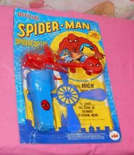 vintage AHI spiderman SPIDER-MAN SPIDERCOPTER MOC sealed