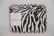 Pottery Barn Kids Brown Zebra Tablet Case Cover NWT Ipad Kindle