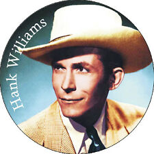 IMAN/MAGNET HANK WILLIAMS . country johnny cash merle haggard patsy cline