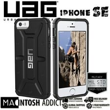 UAG Military Standard Lightweight Composite Case For iPhone SE/5s/5 BLACK