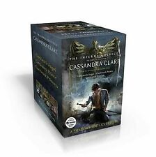 The Infernal Devices : The Complete Collection by Cassandra Clare NEW BOX SET