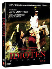 The Idiots / Idioterne / DOGMA 2 (1998) - Lars Von Trier DVD *NEW