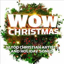 WOW Christmas [2011] by Various Artists (CD, Sep-2011, 2 Discs, Word Entertainme