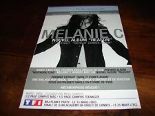 MELANIE C HERE COMES AGAIN!!!!!!!!RARE FRENCH PRESS/KIT