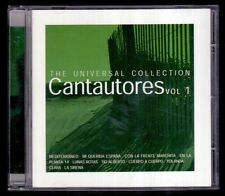 CANTAUTORES - Covers / No Originales - SPAIN CD Knife 2002 - Mediterraneo Serrat