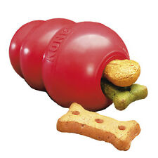 "Classic Red Kong For Dogs Small - ""Worlds Best Dog Toy"""