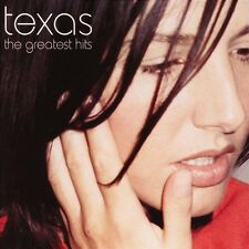 "TEXAS ""THE GREATEST HITS"" CD NEUWARE!!!!!!!!!!!!!!!!"