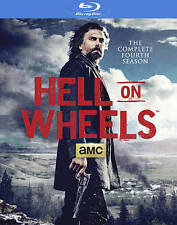 Hell on Wheels: Season 4 [Blu-ray], New DVDs