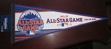 Pennant from 2013 MLB All Star Game Citi Field NY Mets Nr Mint Wincraft 7/16/13