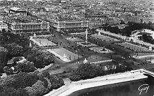BR9286 Place de la Concorde avec Obelisque de Louqsor Paris En Avion  france
