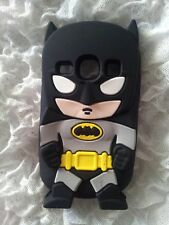 UK-SILICONE CASE BAT for SAMSUNG GALAXY FAME S6810