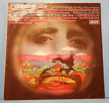 A WORLD OF HITS LP 69 UK DECCA SAMPLER ZOMBIES THEM FACES GREAT COND! VG++/VG+!!