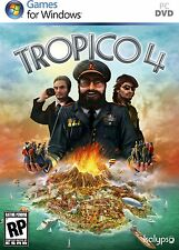Tropico 4 (PC, 2011) *new,sealed*